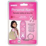 SABRE Personal Alarm - Pink