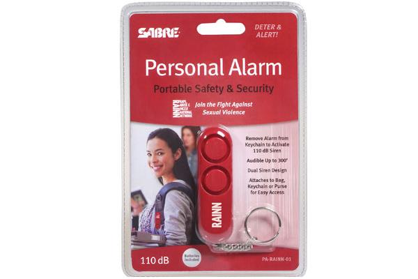 SABRE Personal Alarm - Red
