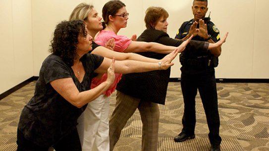 Police Self-Defense Course For Women