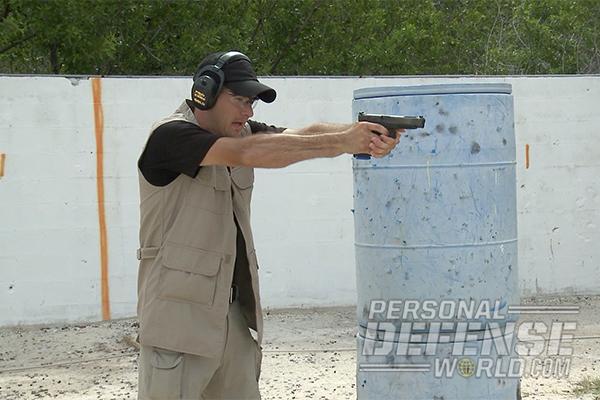 Robert Vogel firing course