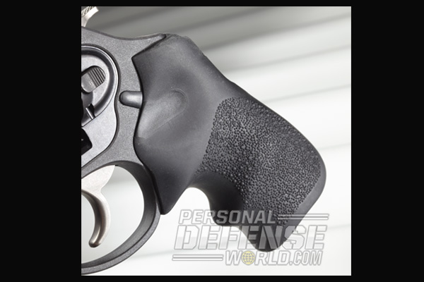 Ruger LCRx .38 Special | Grip