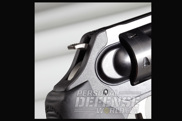 Ruger LCRx .38 Special | Hammer Raised