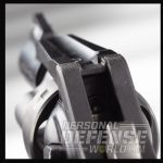Ruger LCRx .38 Special | Rear Site