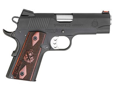 Springfield Compact Range Officer .45 ACP