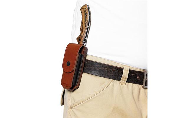 Beretta Xplor Light Gut Hook Hunting Knife in Sheath