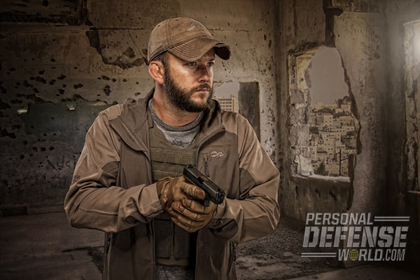 Urban survival mostly depends on avoiding dangerous situations, but, if it becomes necessary to resort to weapons, good situational awareness and weapons training is invaluable.