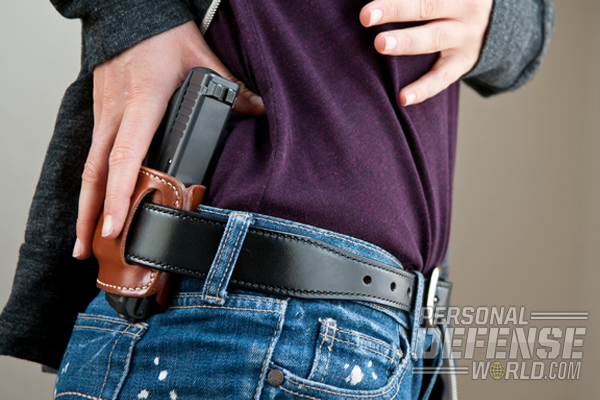 Concealed Carry Methods: Strong-Side Hip Carry