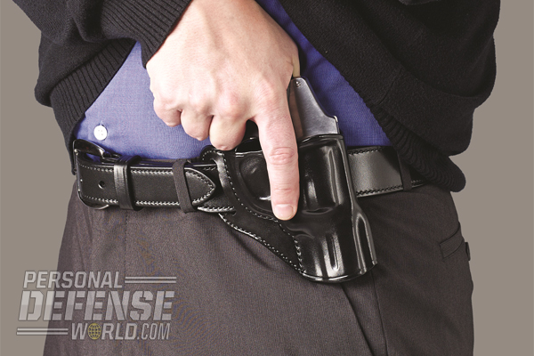 Concealed Carry Methods: Crossdraw Carry