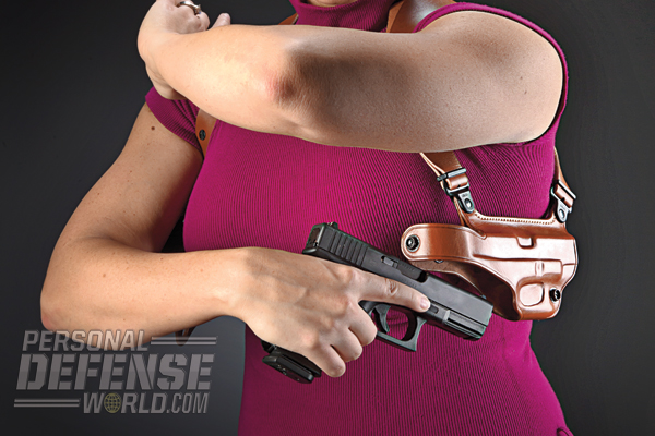 Concealed Carry Methods: Shoulder Carry