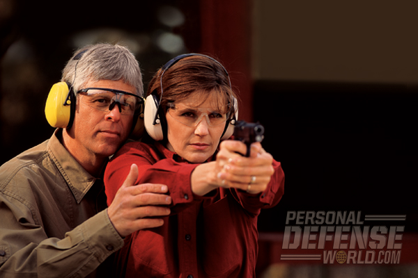 When shooting a .22, new shooters and experts alike can work on their confidence and comfort during firearms training without developing a fear of recoil.