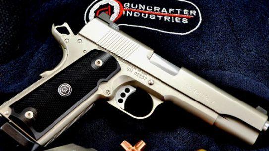 Guncrafter Industries: 'Golden Gun' Model No. 1 50 GI