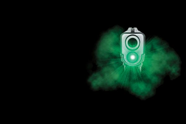 LaserMax Green Guide Rod Laser