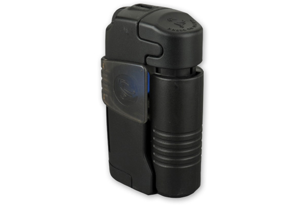 Ruger's Tornado 3-in-1 a law enforcement-strength pepper spray that rates at 2 million Scoville heat units. That's about a thousand times hotter than Sriracha sauce.
