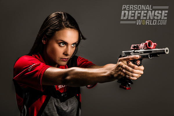 Preview: Building An Action-Shooting Edge For Self-Defense (Photo: Maggie Reese)