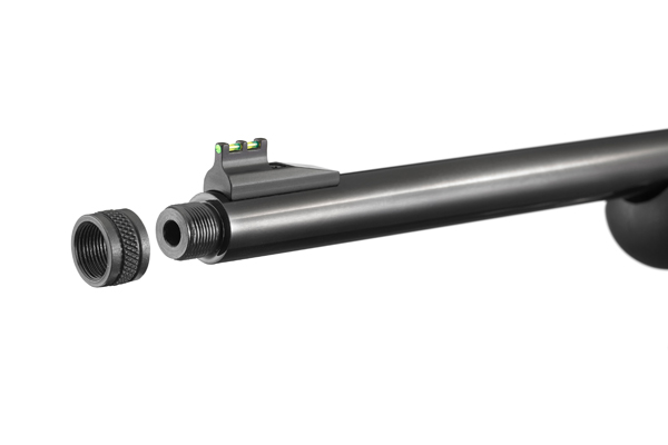 Ruger American Rimfire: Threaded Barrel