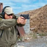 """""""Shot off-hand, the P226 Elite SAO was easily the most accurate factory 9mm pistol I've tested in a long time."""""""