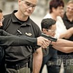 At Sig Sauer Academy, students train under the patient, attentive eyes of several expert instructors, many of them police officers and former military personnel.