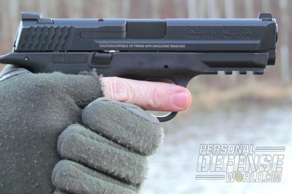 Smith & Wesson M&P40
