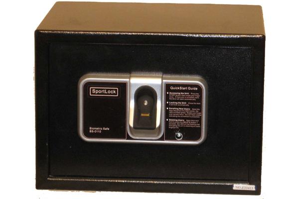 SportLock Biometric Fingerprint Electronic Safe