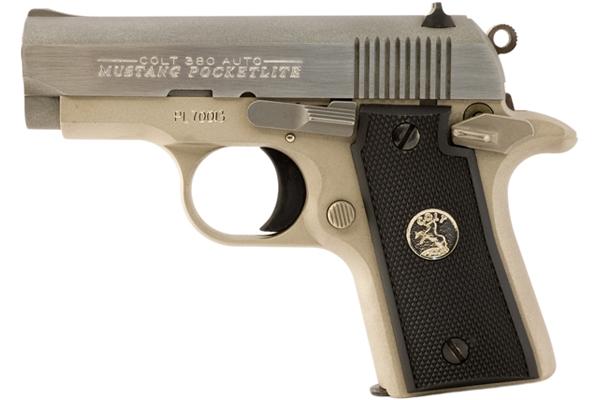 Colt Mustang Pocketlite