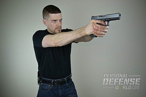 (5) The pistol is now ready to fire