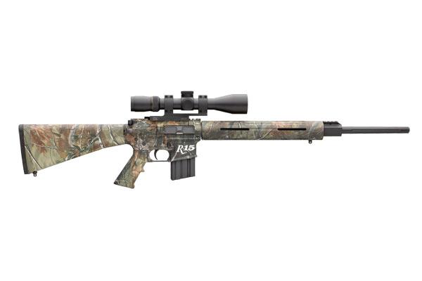 Remington Model R-15 in .450 Bushmaster