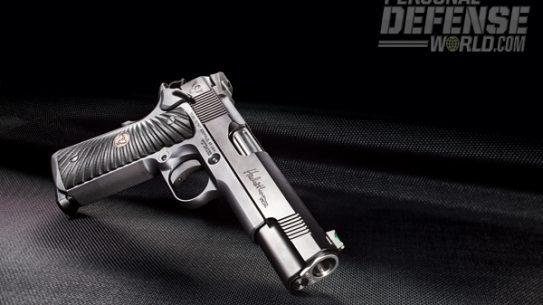 Wilson Combat Hackathorn Special pistol 2014