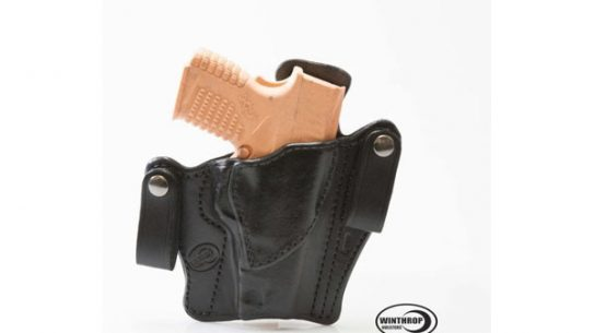 """Winthrop Holsters' New Springfield XDS 4.0"""" holster"""