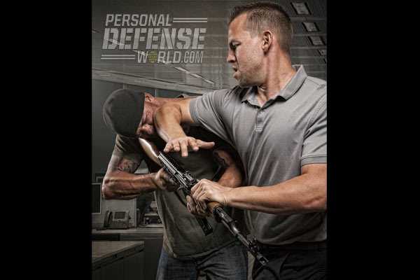 When faced with an active shooter armed with a long gun, it's imprortant to achieve decisive control quickly.