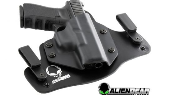 Old Faithful Holsters and Alien Gear Holsters announced they are merging.