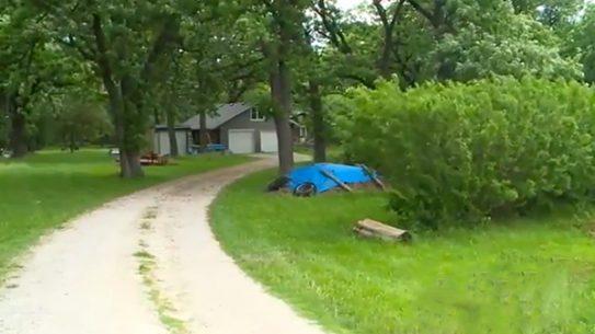 Coalville Iowa Home Invasion Stabbing