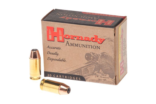 Hornady .45 Auto 200-Grain XTP Centerfire Ammunition