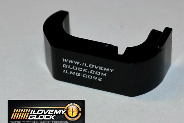 I Love My Glock's Extended Magazine Release for Glock 42