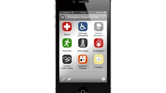 Providence College selected IBA's 'In Case of Crisis' as their go-to emergency app for campus safety.