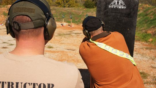 Shield Solutions is training Missouri teachers on how to use a Glock 19 pistol. (Photo: Shield Solutions on Facebook)