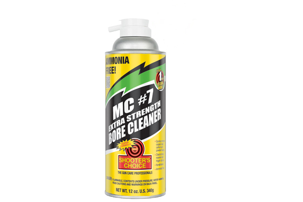 Shooter's Choice - MC#7 Extra Strength Bore Cleaner