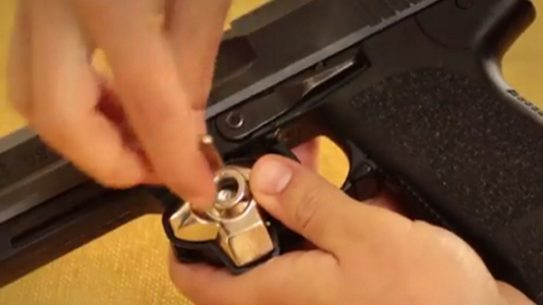 Maine's new trigger lock giveaway program is popular in the state's southern region. (Photo: YouTube)
