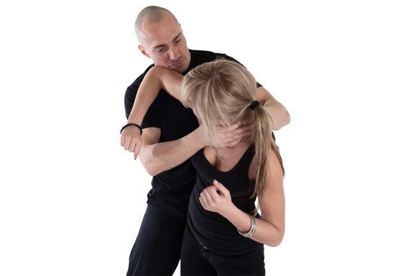 The Greenwich Police Department is hosting a women's self-defense class. (Photo: www.larchmontkarate.com)