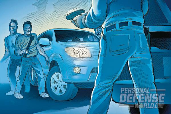 8 Everyday Heroes: Parking Lot Showdown