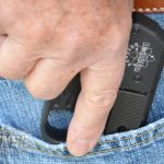 The Double Tap is small enough that it almost completely disappears in the back pocket of jeans, yet it's easy to retrieve, even without using a pocket holster (though a pocket holster is always recommended).