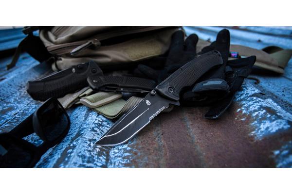 Gerber Decree folding knife