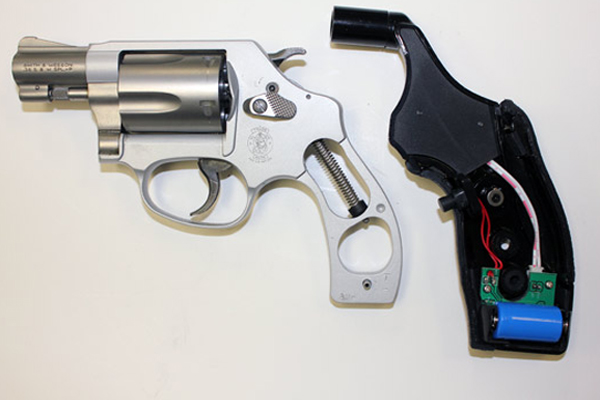 Hyskore: Compact Revolver Grip Light