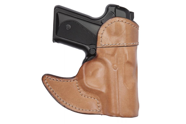 Front Line's Front Pocket Leather Holster