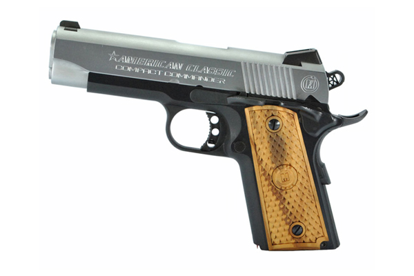 Metro Arms American Classic Compact Commander 1911 - Duo Tone