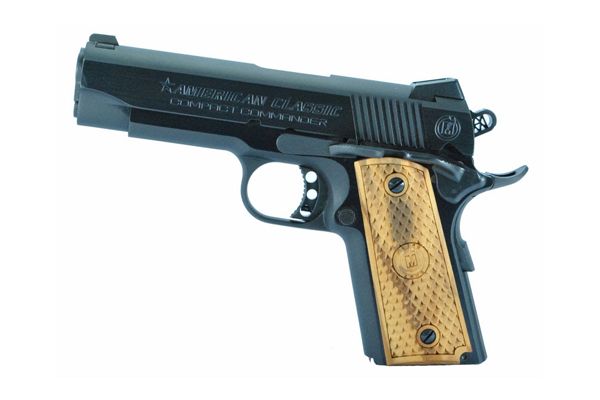 Metro Arms American Classic Compact Commander 1911 - Deep Blue