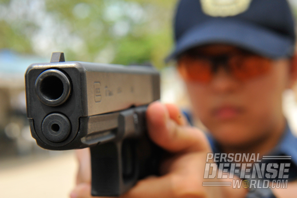 On September 26, 2012, the PNP made the largest pistol order in the history of GLOCK, Inc., requesting the shipment of over 74,000 GLOCK 17 Gen4 autopistols to be distributed among the agency's 146,000 officers.