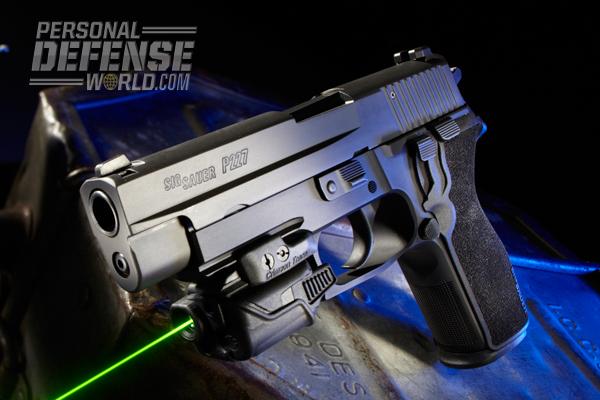 SIG SAUER P227 NITRON pistol