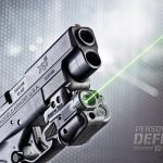 """The 4.0"""" XD-S sports ample rail space for mounting accessories."""