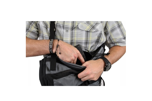 Tactical Tailor's Concealed Carry Sling Bag
