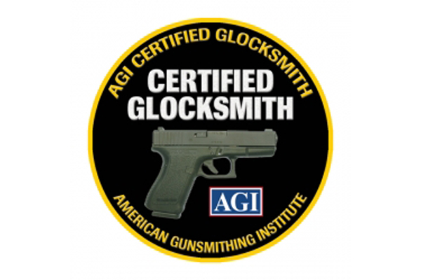 AGI Certified Glocksmith Course